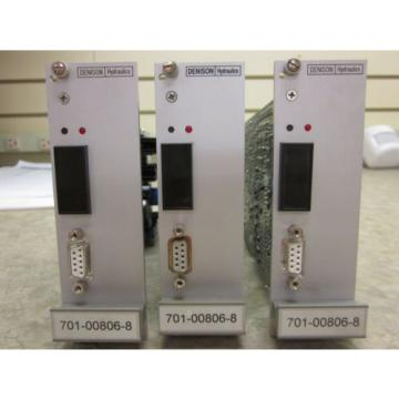 Denison Hydraulics 701-00806-8