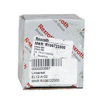 REXROTH  R106722500 LINEAR - SET Origin