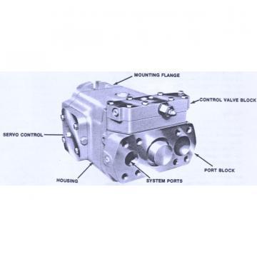 Dansion piston pump gold cup series P8P-5L1E-9A8-B00-0B0
