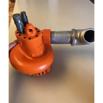 Stanley hydraulic submersible water pump