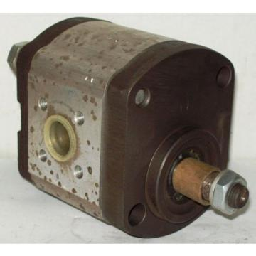 Bosch France Dutch Rexroth Type F Hydraulic Gear Pump 0 510 515 310 / HY/ZFS 11 / 11 L 204