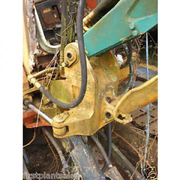 Komatsu PC30 King Post Only Price Inc Vat