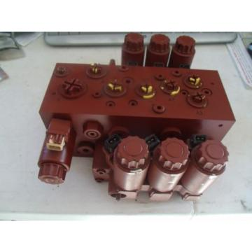 LINDE HYDRAULIC CONTROL VALVE H2X679B06267