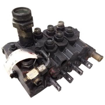 Linde Forklift H45D 4 Spool Hydraulic Control Valve - P/N 6790007527