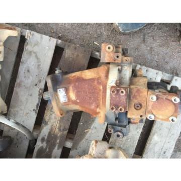 BMR-135 Linde hydraulic drive motor for digger bmr 135