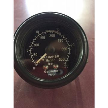 350 LB TRANSMISSION PRESSURE GUAGE 2968772M93 FOR KOMATSU D500E D540E D600D
