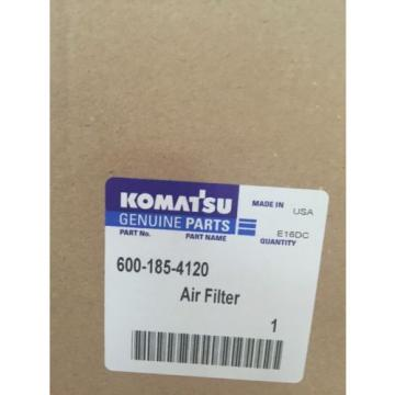 KOMATSU 600-185-4120 AIR FILTER