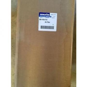 Genuine Komatsu Parts 6001854110