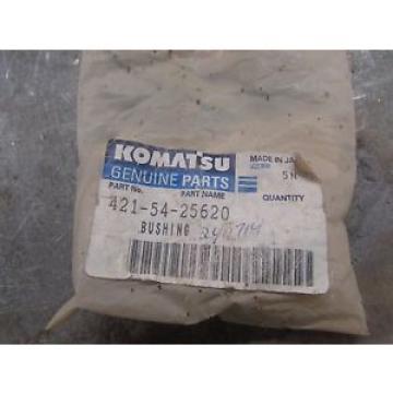 NEW GENUINE KOMATSU BUSHING PART # 421-54-25620