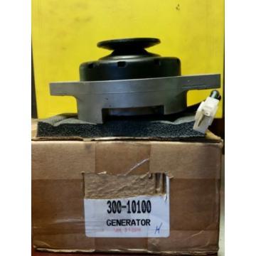 Komatsu PC20 Parts - Alternator