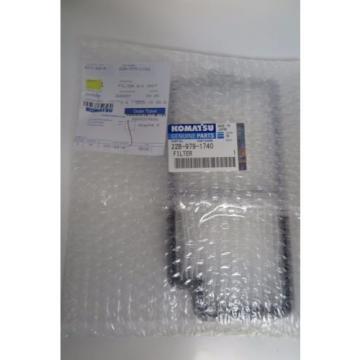 komatsu filter assembly 22B-979-1740