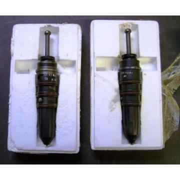 2 - Komatsu D85P-18 Cummins NT 855 Fuel Injector Assemblies - NOS In Packages