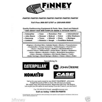 Komatsu Excavator Locking Fuel Cap 20U-04-21360 NEW key PC128UU PC75UU-3 PC50U