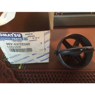 20Y5312240 Komatsu Air Duct Louver