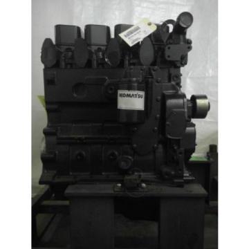 REMANUFACTURED KOMATSU 3.9L LONG BLOCK_R6732-LB-0010