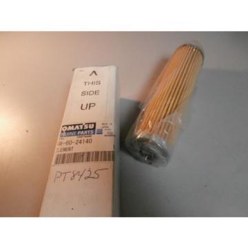 New Komatsu 23W-60-24140 Oil Filter Element 23W6024140 OEM *NOS*