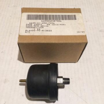 KOMATSU  #1212190H1 Engine Oil Sender NSN: 6685 01 258 7006