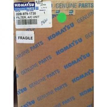 Genuine Komatsu Parts 22B9791730