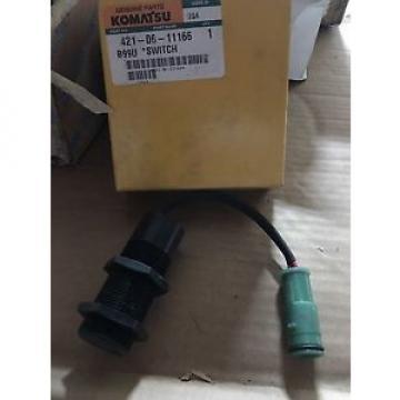 421-06-11166 Genuine Komatsu Switch