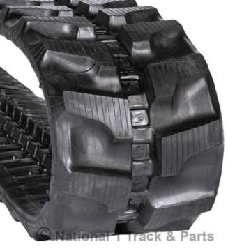 Komatsu PC27, PC27MR, PC28, PC28-2 Mini Excavator Rubber Tracks Size 300x52.5x80