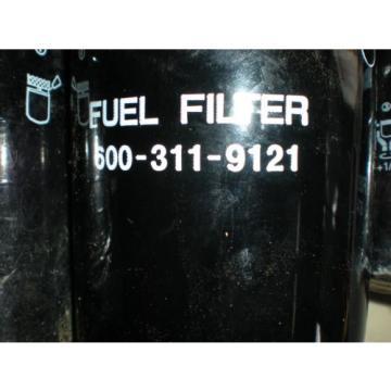 Komatsu Filters 600-311-9121 6735-51-5141 6732-71-6111 600-411-1151
