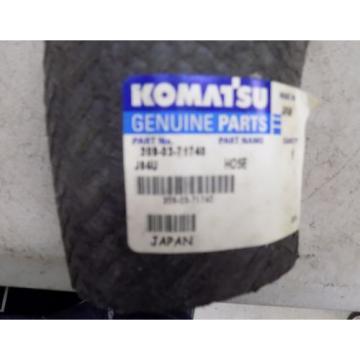 NOS KOMATSU GENUINE  COOLANT HOSE 209-03-71740  S352