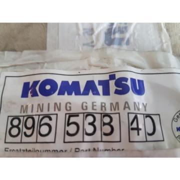 New Komatsu Mining Germany Sensor 896 533 40 / 89653340