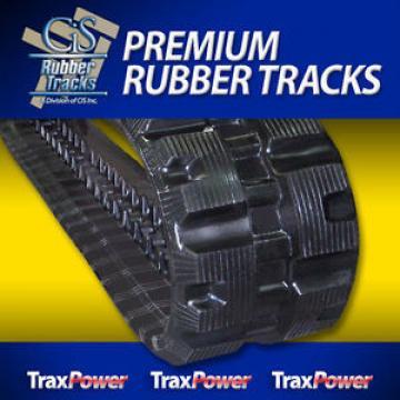 "Komatsu CK30-1, CK1122, 1020 Turbo  18"" Rubber Track"