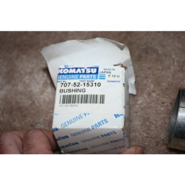 Komatsu 707-52-15310 Bushing
