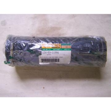 Komatsu Rad? Hose Part No. 154 03 11594 - New In Plastic