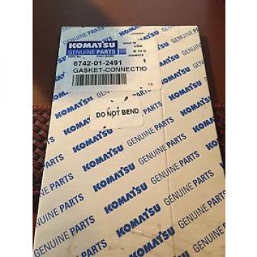 Genuine Komatsu Parts 6742-01-2491/6742012491