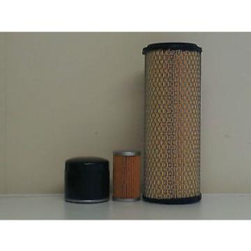 Komatsu PC25R-8, PC27R-8 w/3D82AE Eng. Filter Service Kit