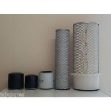 Komatsu PC100-3, PC120-3 w/6D95L-1A, 6D95L-1B Engs. Filter Service Kit