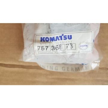 New Komatsu Mining Germany Rexroth Hydraulic Valve 757 368 73 /  75736873