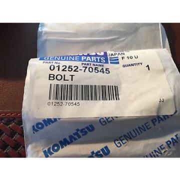 Genuine Komatsu Parts 0125270545