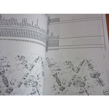 KOMATSU HYDRAULIC EXCAVATOR PC228USLC-10 PARTS BOOK SER # 1001 AND UP