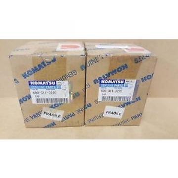 Komatsu 600-311-3220 Filter (Qty 2)