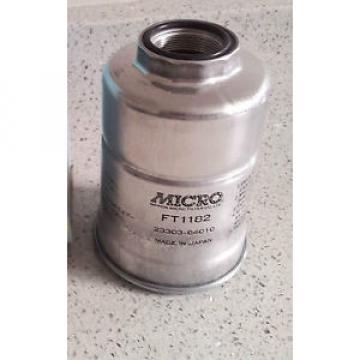 Diesel fuel filter Nippon Micro Ltd part number FT1182 KOMATSU TOYOTA MANITOU ?