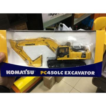 Rare, Komatsu, 1/50, DieCast, PC450LC, Excavator, Construction vehicles