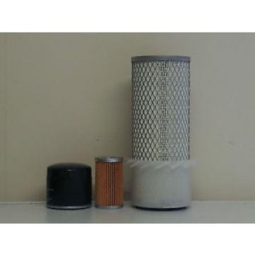 Komatsu PC15-1, PC15-2 w/3D78-1 Eng. Filter Service Kit