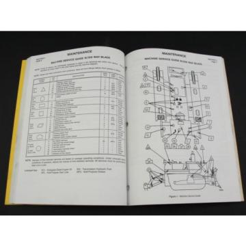 Komatsu TD-12C bulldozer operator users owners manual CEAM423120
