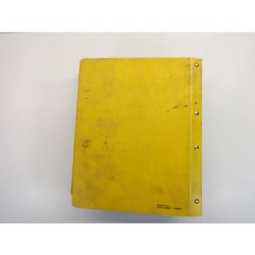Komatsu D65 D65Ex, Px SHOP MANUAL Automotive Repair