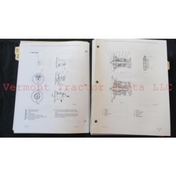 Komatsu PC75UU-3 Excavator Service Shop Repair Manual SEBM016404