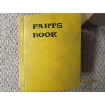 Komatsu PC300LC PC300HD Parts Book