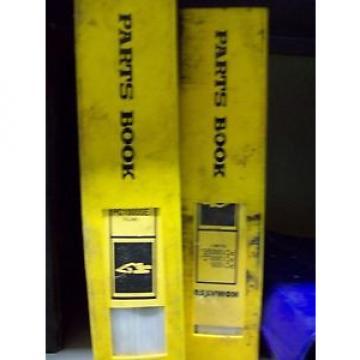 Komatsu PC1000 Excavator Parts Book