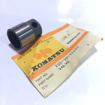 Komatsu 709-90-91210 NEW OEM Valve for Control Valve PC300-3, PC300LC-3