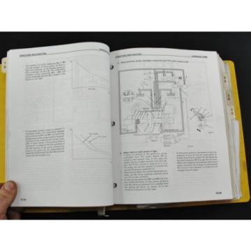Komatsu PC300LC-6 PC300HD-6 excavator service shop manual CEBM3006C2