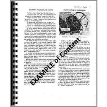 Komatsu WA180-1 Diesel Wheel Loader Chassis Only Service Manual s/n 10001 & up