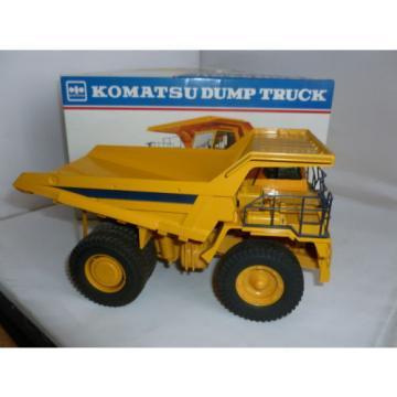 KOMATSU DUMP TRUCK HD785 DIECAST