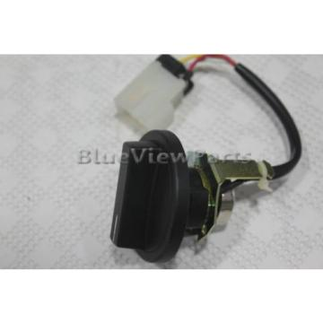 Fuel dial,throttle knob 7825-30-1301 for Komatsu PC-5/6 excavator and other part